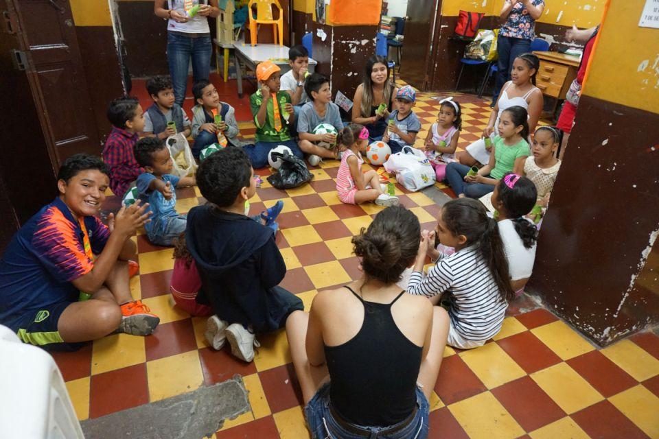 preescolar gratis para niños en medellin colombia