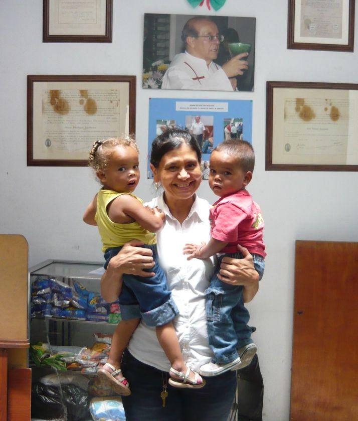 gerente de fundación sin fines de lucro medellin colombia