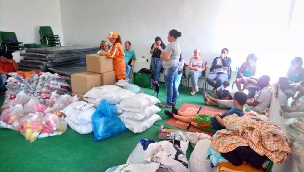 asistencia comunitaria medellin colombia